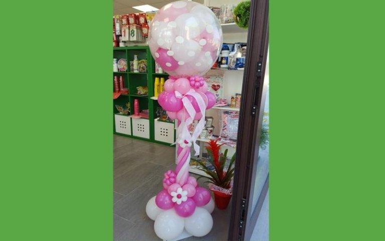 Palloncini gonfiabili feste per bambine