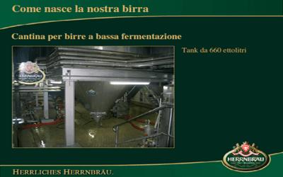 Cantine bassa fermentazione