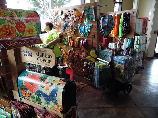 The Butterfly Palace and Rainforest Adventure - Branson, Missouri 65616 - Base Camp Gift Shop