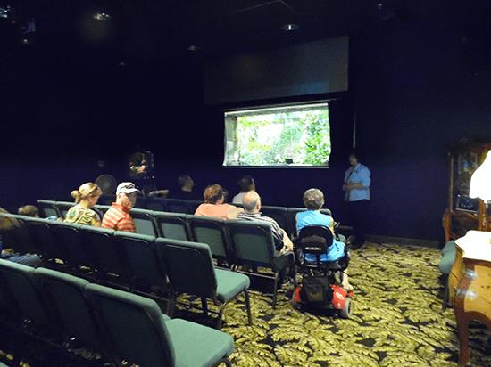The Butterfly Palace and Rainforest Adventure - Branson, Missouri 65616 - Rainforest Theater