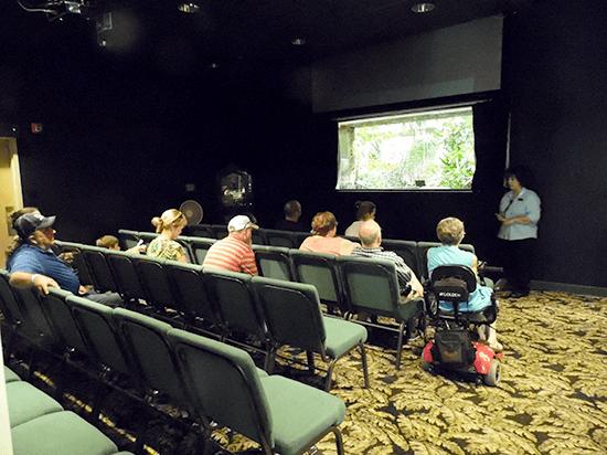 The Butterfly Palace & Rainforest Adventure - Branson, MO 65616 - Rainforest Theater