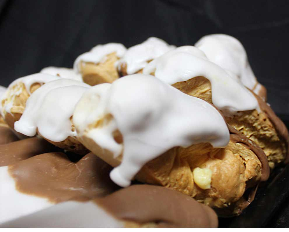 Continental Eclairs