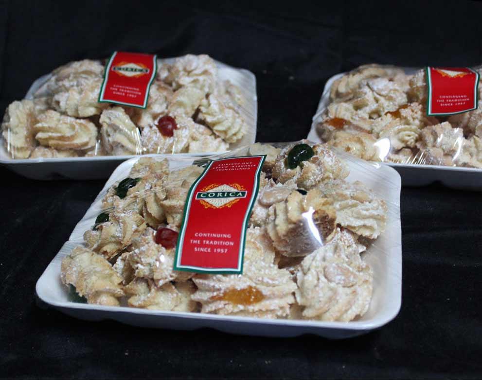 Paste Secche / Almond Biscuits