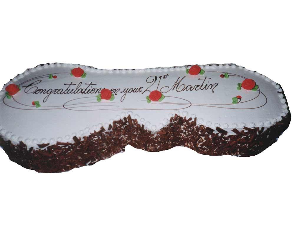 key-cake
