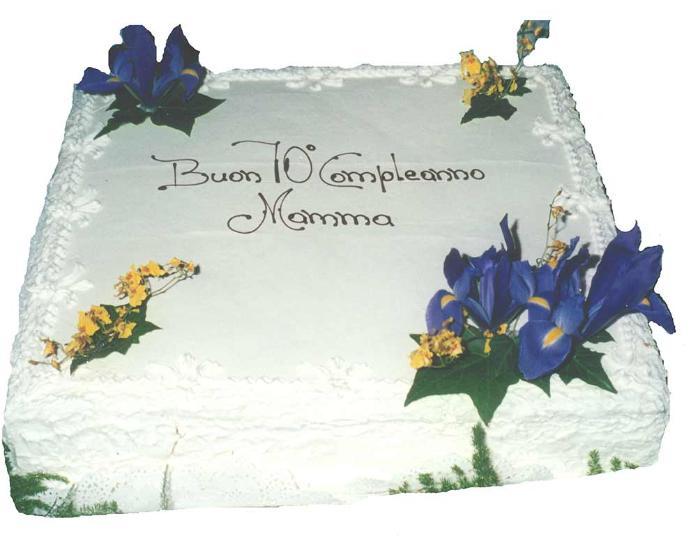 2 Section Torta