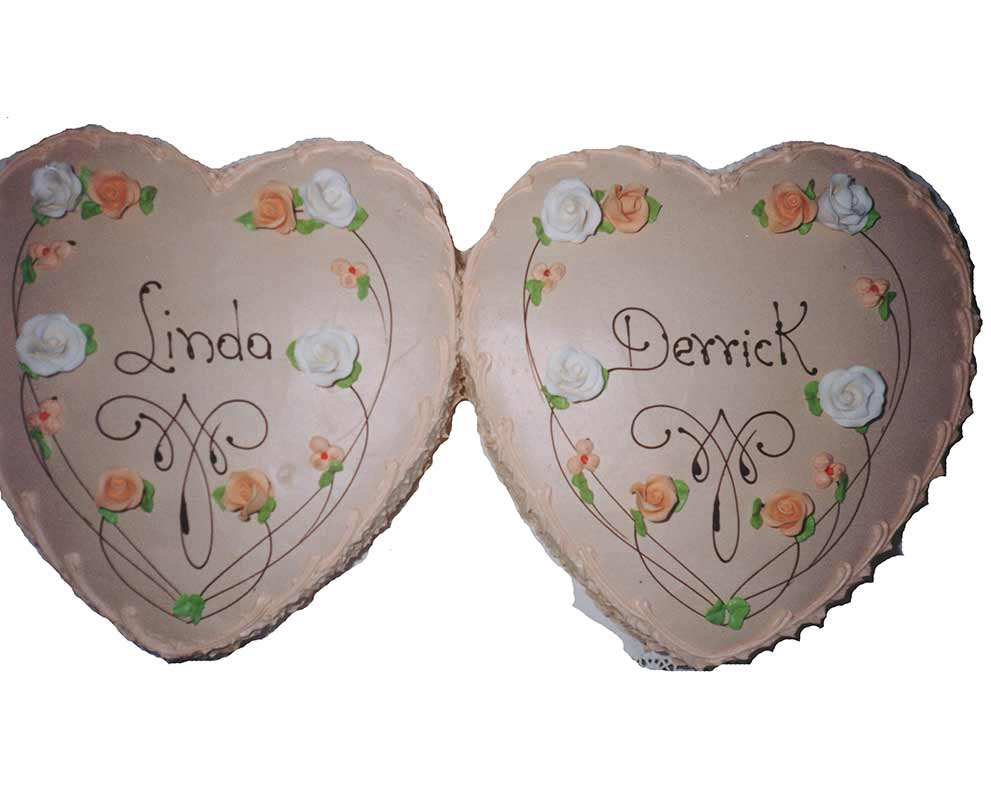 Double Heart Large