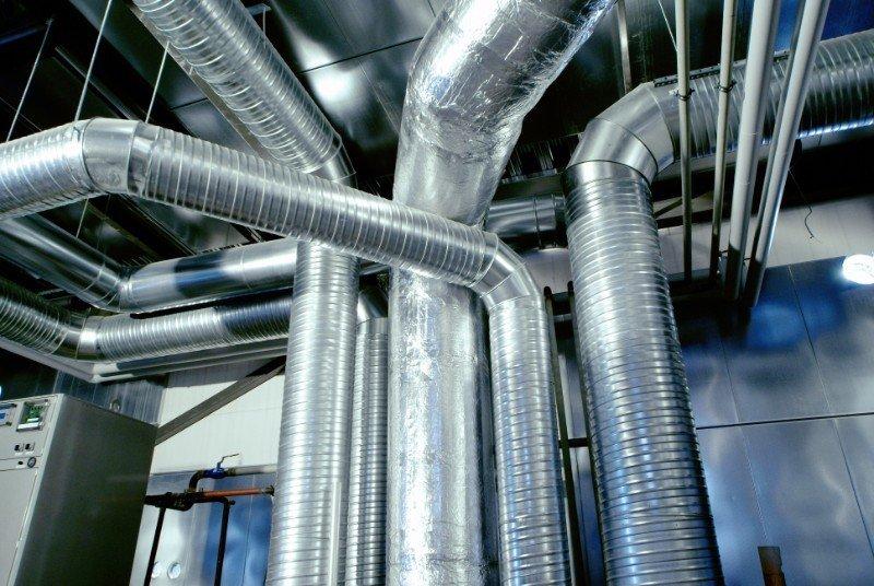 Modern forced-air HVAC solution