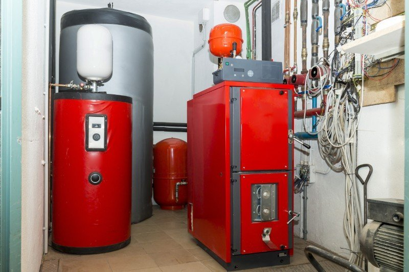 properly installed furnace