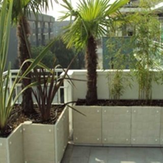 progettazione aree verdi e terrazzi