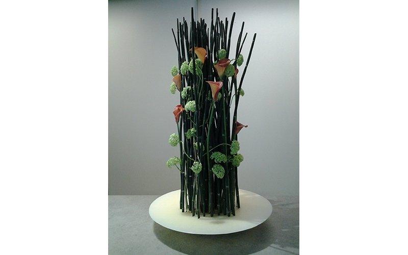 creazioni floreali aziendali