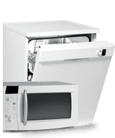 lavastoviglie e forno a microonde