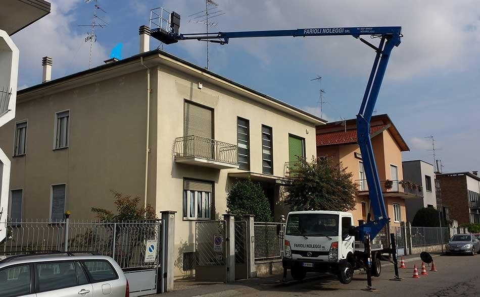 piattaforme per tetti