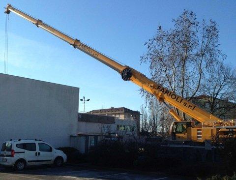 manutenzione e noleggio mezzi edili