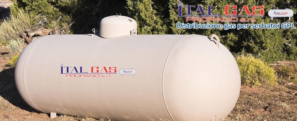 italgas distributore gas per serbatoi GPL