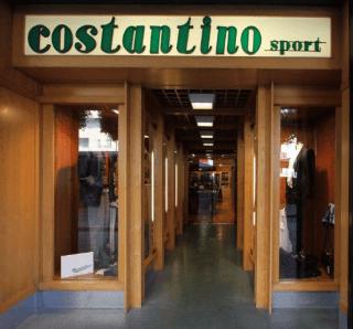 il negozio Costantino Sport