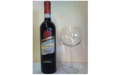 Vino rosso tradizionale Trattoria da Nello