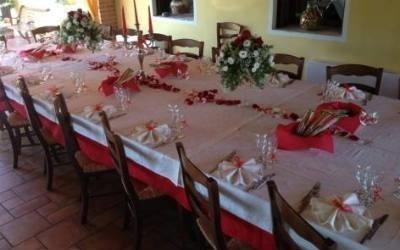 Pranzi per feste private