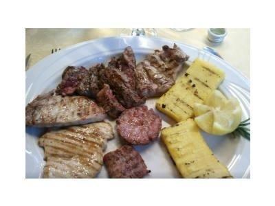 menu fisso pranzo Antica Trattoria da Nello