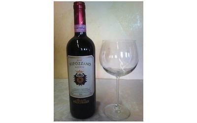 Vino rosso tradizionale da Nello