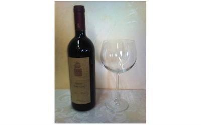 Vino rosso tradizionale