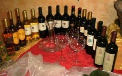 Carta dei vini da Nello