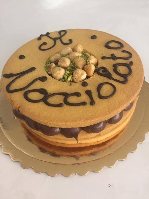 torta nocciola
