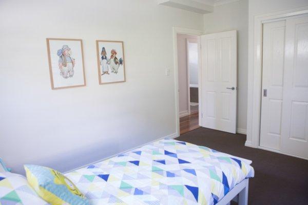 childs bedroom renovation