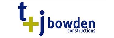 t & j bowden constructions business logo