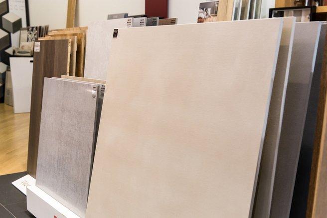 pannelli di marmo e legno per pavimento e parete