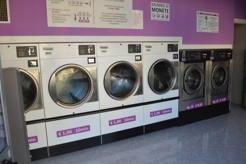 lavatrici a gettoni pesaro