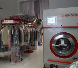 lavanderie self service ad acqua e a secco