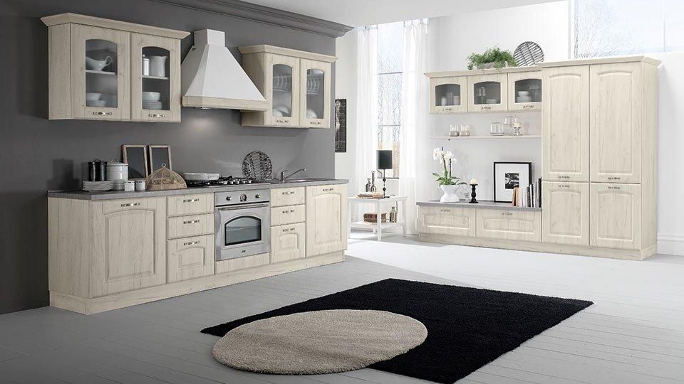 soggiorno casa con arredamento moderno