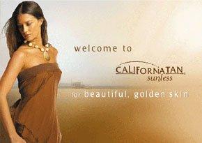 California Tan Sunless