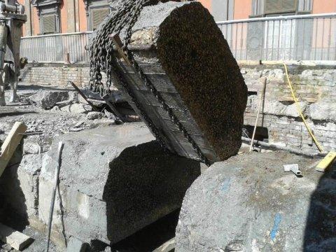demolizioni controllate