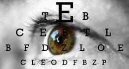 test della vista, esame della vista, vision test