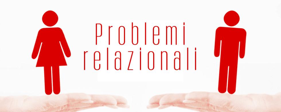 Cura problemi relazionali