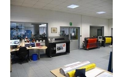 Produzione stampa digitale