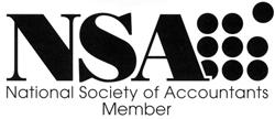 National Society of Accountans member