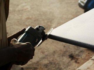 Lavorazione del marmo su misura