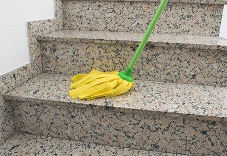 lavaggio scale