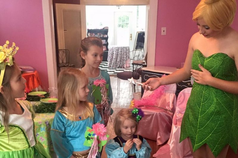 Princess Parties Wilson, NC