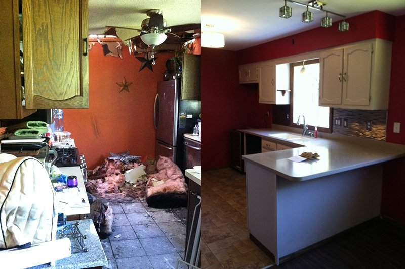 water damage repair services jamestown ny