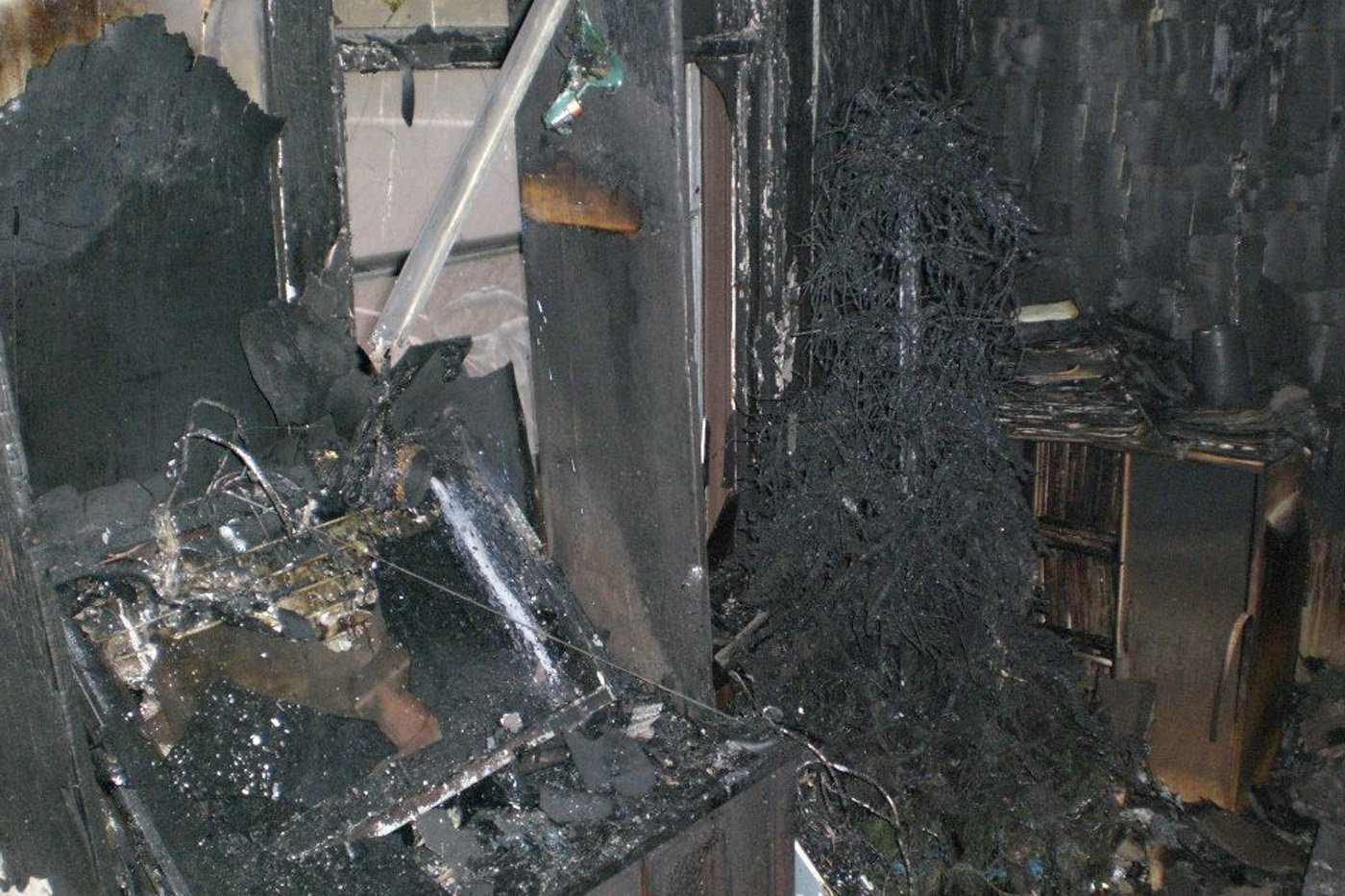 fire damage restorations services meadville pa