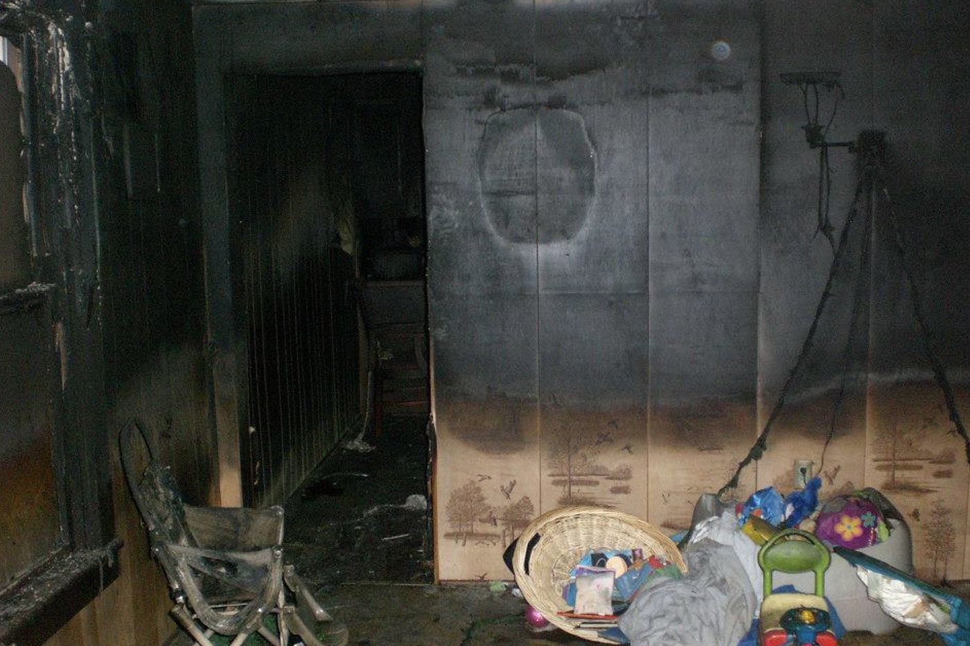 fire damage restorations services erie pa