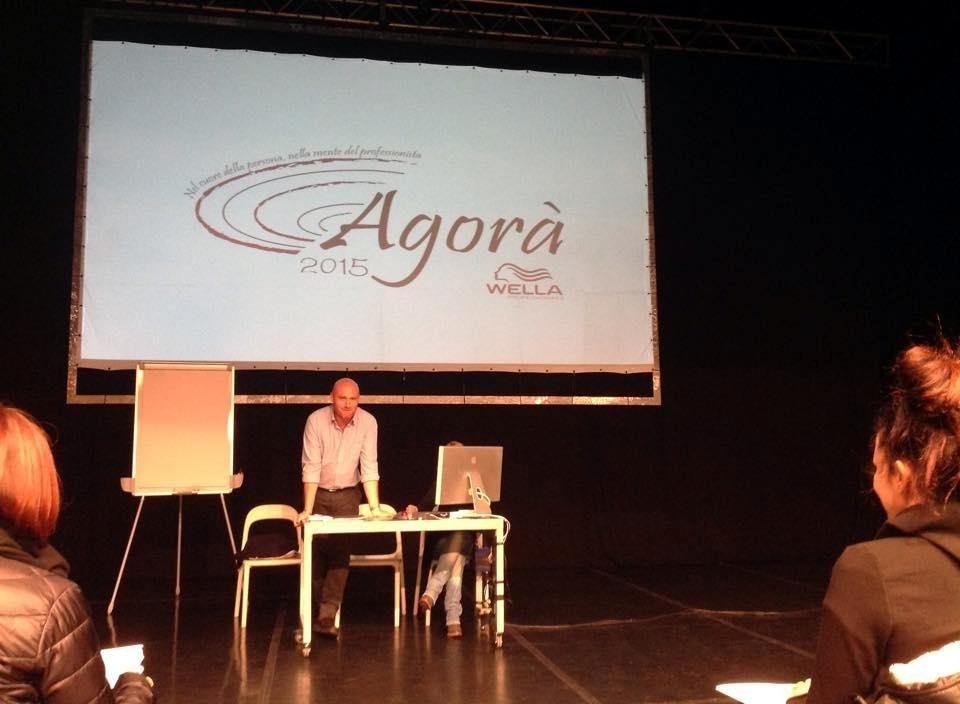 Agorà 2015 by WELLA