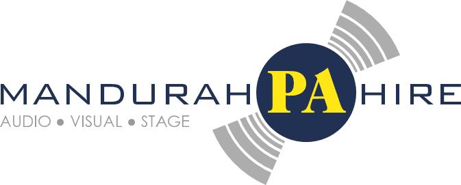 mandurah pa hire logo