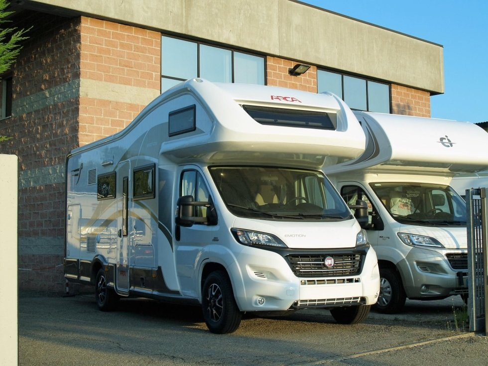 caravan camper service modena