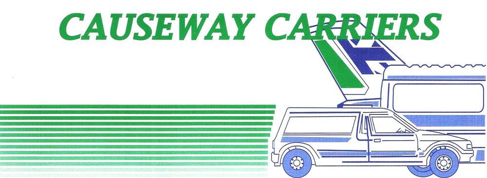 Causeway Carriers Company Logo