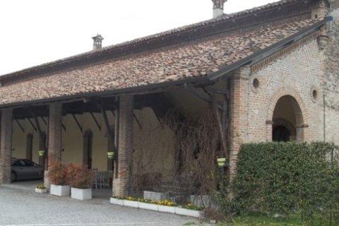 Antica cascina ristrutturata