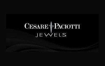 Cesare paciotti gioielli logo
